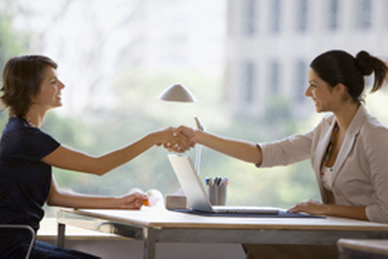 Business Women In Meeting 442054848