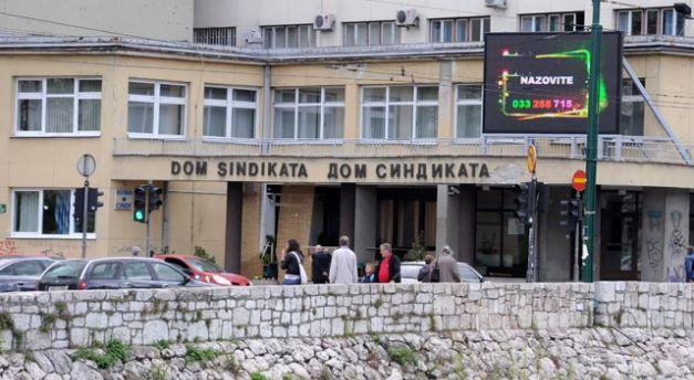 Dom Sindikata RSa DR