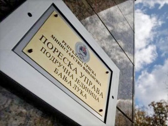 Porezna Uprava Rs Neplatisama Poreza Na Nepokretnost Slijedi Hipoteka Na Imovinu