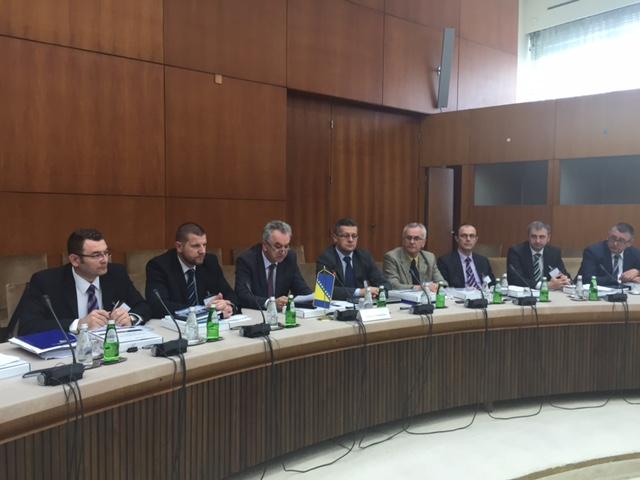 Sastanak Savske Komisije 5
