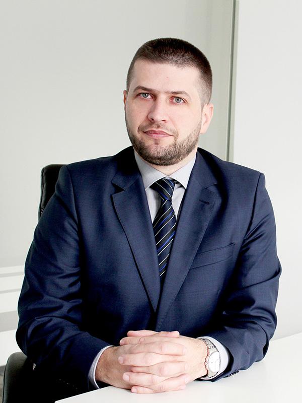 Ahmed Karic Direktor Retaila Sparkasse Bank