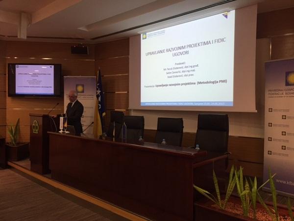 U Privrednoj Komori FBiH Održan Specijalistički Akreditirani Seminar