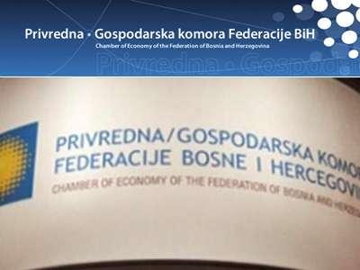 Delegacija Ambasade SAD U BiH I AmCham-a Posjetila Privrednu Komoru FBiH