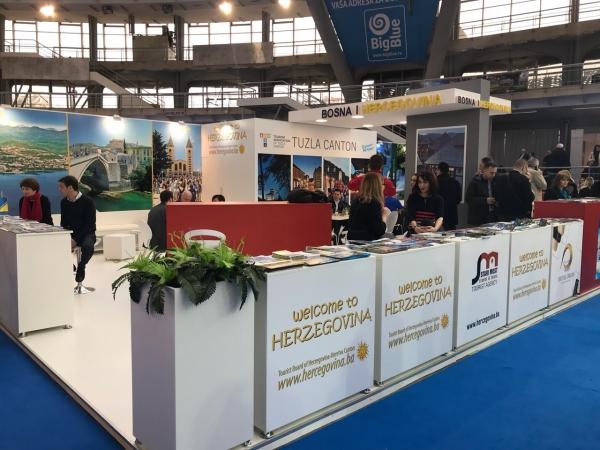 Turistička ponuda Hercegovine predstavljena na sajmu u Beogradu