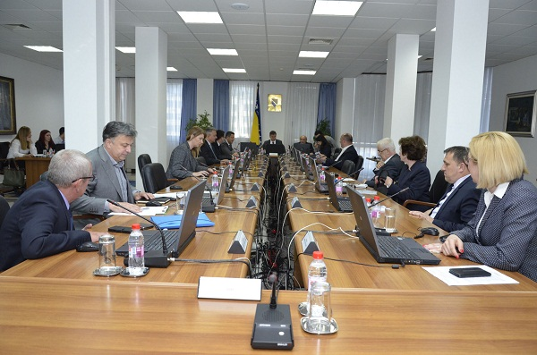 U Mostaru Završena Sjednica Vlade FBiH