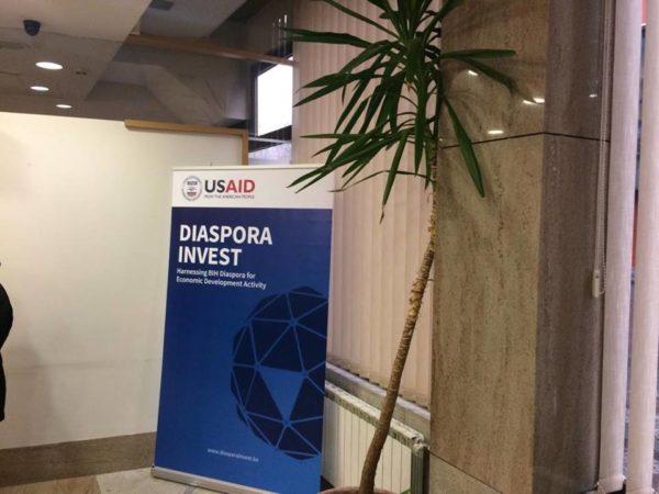 """""""Diaspora Invest"""": Poslovni skup """"Restart"""" 9. augusta u Sarajevu"""