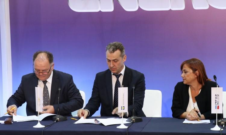 """""""IZFAS"""" i Tuzlanski sajam ozvaničili saradnju"""
