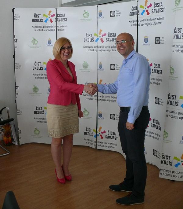Uspješna saradnja akademske zajednice i Federalnog ministarstva okoliša i turizma
