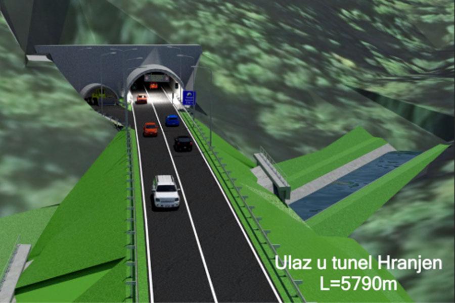 Premijer Novalić: Izgradnja Tunela Hranjen Započet će U Ovoj Godini