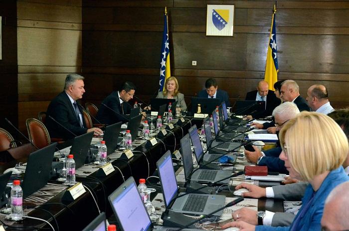 U Sarajevu Počela Sjednica Vlade Federacije BiH