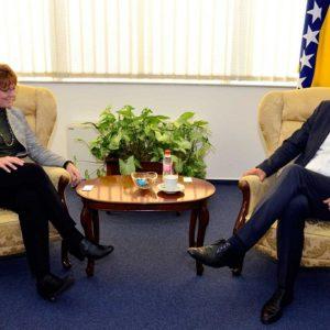 Novalić – Falatko: Nastaviti Reformske Procese