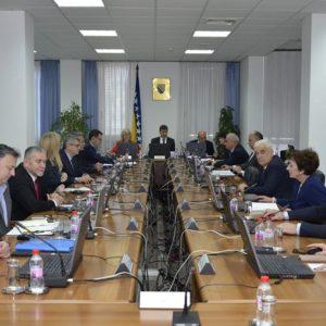 U Mostaru počela Sjednica Vlade Federacije BiH