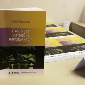 """""""Vodič Za Turiste – Carinski Putnički Informator"""" Predstavljen U Sarajevu"""