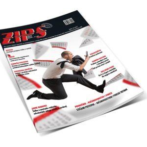 ZIPS U Broju 1416 Od 01. Do 15. X 2019. Godine, Donosi