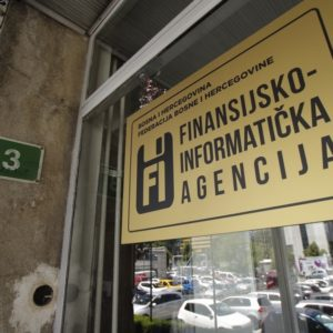 Vlada FBiH Dala Suglasnost Na Nove Cijene Financijsko-informatičke Agencije