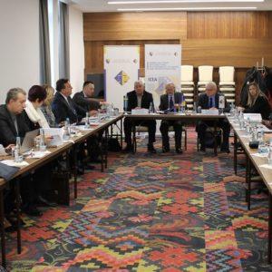 Upravni Sporovi U Bosni I Hercegovini – Predstavljanje Izvještaja O Postojećem Stanju I Preporukama Za Njegovo Unapređenje