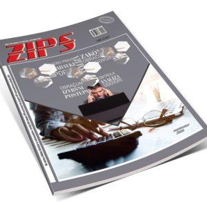 ZIPS U Broju 1430, Septembar 2020. Godine, Donosi